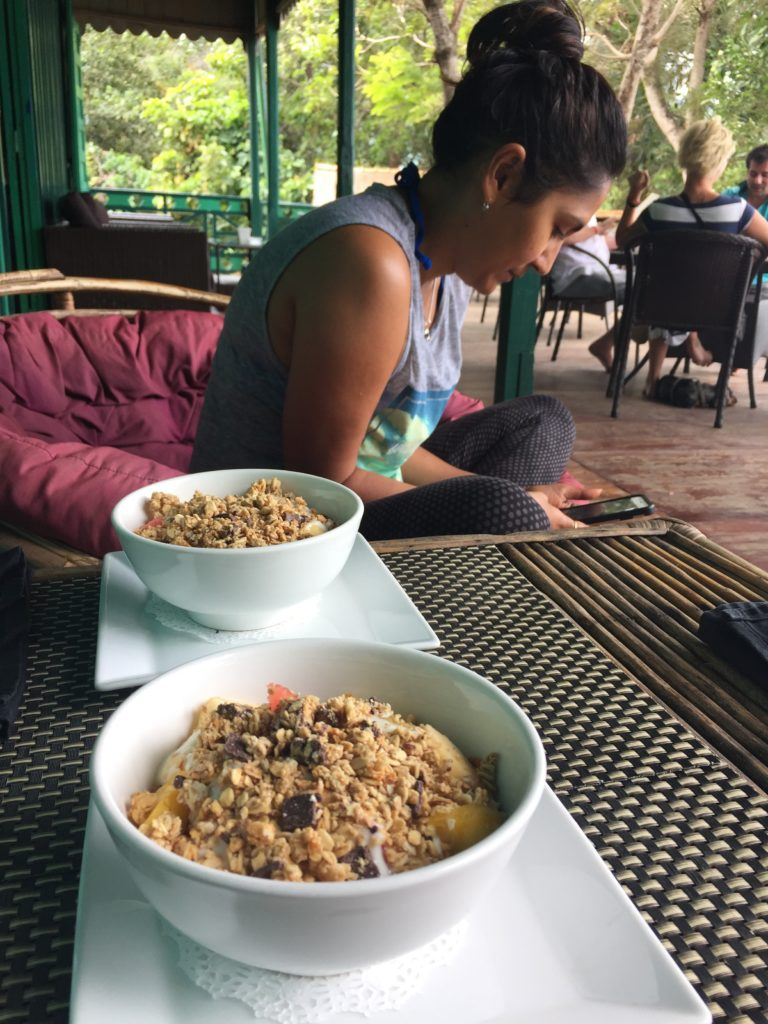 Muesli - Our daily breakfast!