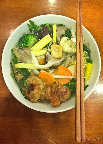 Vietnamese Vegetarian Food: Vegetarian Pho