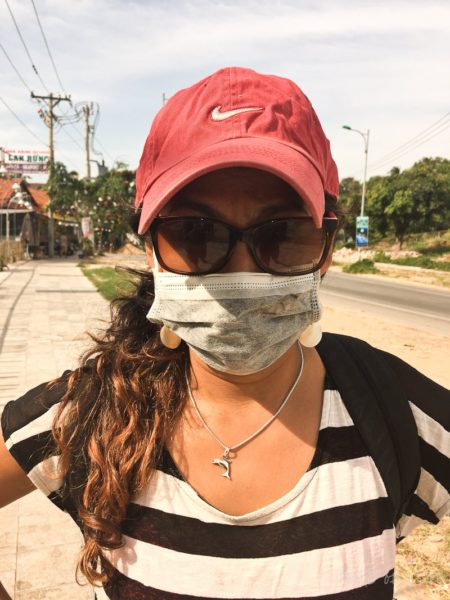 Travel Guide for Vietnam: Surgical masks to keep pollution at bay