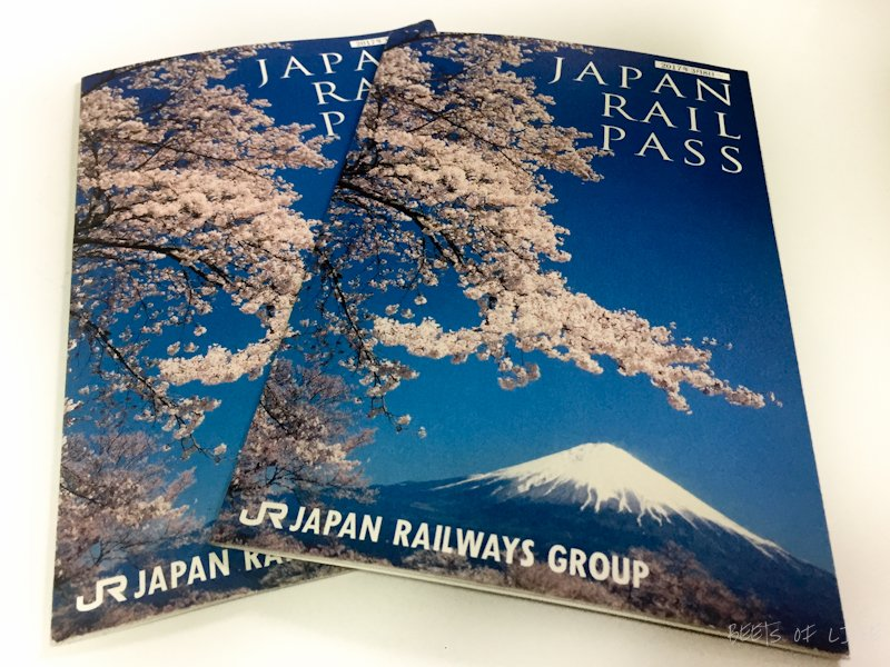 Travel tips for Japan: Get the JR pass. It saved us quite a bit of money traveling to Tokyo, Hakone, Kyoto, Hiroshima and back to Tokyo!