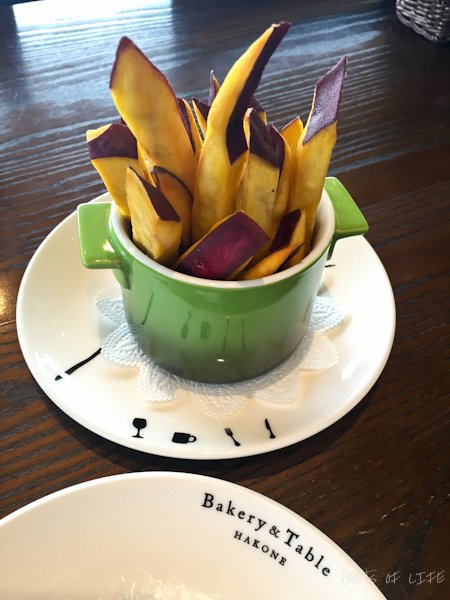 A nice serving of sweet potato fries!